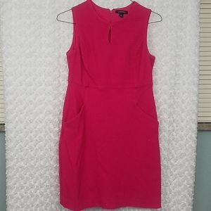 Lands End Pink dress with pockets..SZ 10P